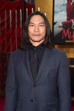 HOLLYWOOD, CALIFORNIA - MARCH 09: Jason Scott Lee attends the World Premiere of Disney's 'MULAN' at the Dolby Theatre on March 09, 2020 in Hollywood, California. (Photo by Alberto E. Rodriguez/Getty Images for Disney)