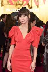 HOLLYWOOD, CALIFORNIA - MARCH 09: Kimiko Glenn attends the World Premiere of Disney's 'MULAN' at the Dolby Theatre on March 09, 2020 in Hollywood, California. (Photo by Alberto E. Rodriguez/Getty Images for Disney)