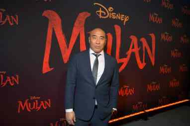 HOLLYWOOD, CALIFORNIA - MARCH 09: Ron Yuan attends the World Premiere of Disney's 'MULAN' at the Dolby Theatre on March 09, 2020 in Hollywood, California. (Photo by Charley Gallay/Getty Images for Disney)