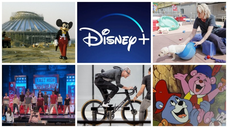 Disney+ Suggested Programs