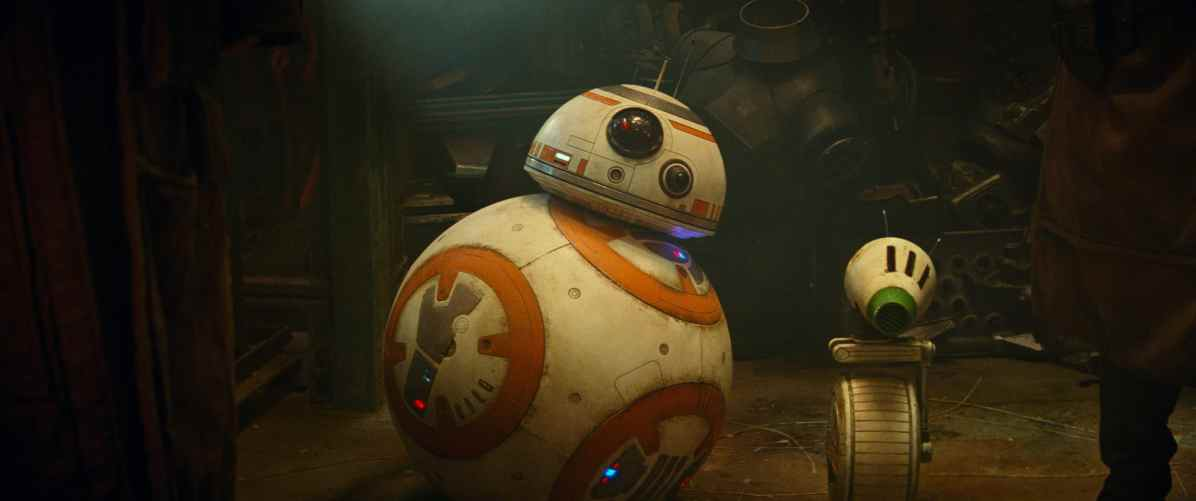 BB-8 and D-O in STAR WARS: EPISODE IX