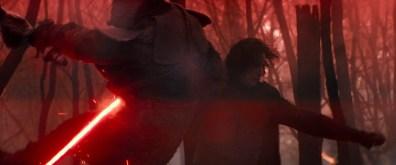 Kylo Ren (Adam Driver) in STAR WARS: EPISODE IX