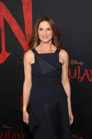 HOLLYWOOD, CALIFORNIA - MARCH 09: Director Niki Caro attends the World Premiere of Disney's 'MULAN' at the Dolby Theatre on March 09, 2020 in Hollywood, California. (Photo by Jesse Grant/Getty Images for Disney)