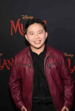 HOLLYWOOD, CALIFORNIA - MARCH 09: Albert Tsai attends the World Premiere of Disney's 'MULAN' at the Dolby Theatre on March 09, 2020 in Hollywood, California. (Photo by Jesse Grant/Getty Images for Disney)