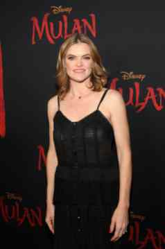 HOLLYWOOD, CALIFORNIA - MARCH 09: Missi Pyle attends the World Premiere of Disney's 'MULAN' at the Dolby Theatre on March 09, 2020 in Hollywood, California. (Photo by Jesse Grant/Getty Images for Disney)