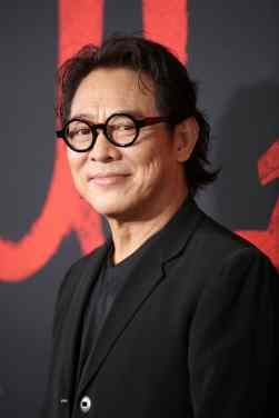 HOLLYWOOD, CALIFORNIA - MARCH 09: Jet Li attends the World Premiere of Disney's 'MULAN' at the Dolby Theatre on March 09, 2020 in Hollywood, California. (Photo by Jesse Grant/Getty Images for Disney)