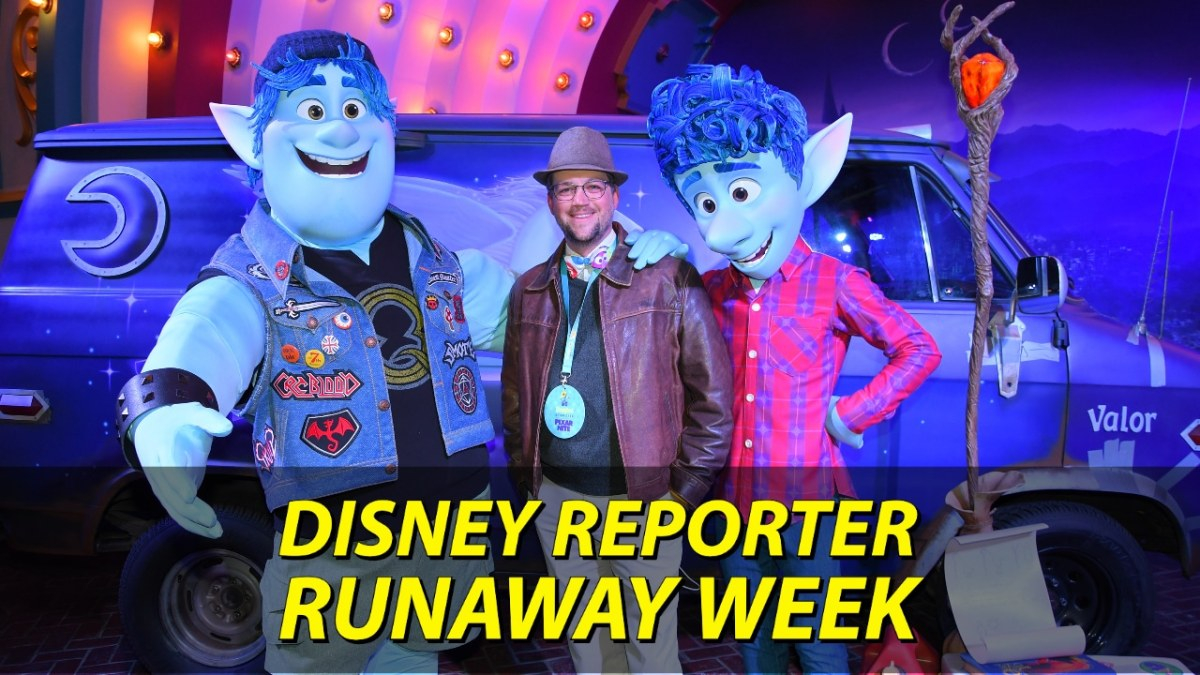 Runaway Week - DISNEY Reporter