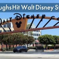 Furloughs Hit Walt Disney Studios
