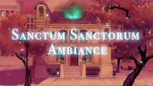 Doctor Strange: Live from the Sanctum Sanctorum