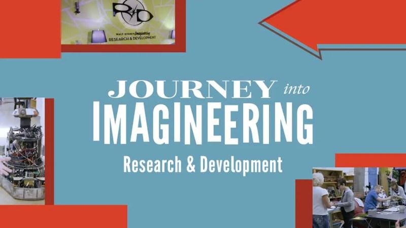 Journey into Imagineering