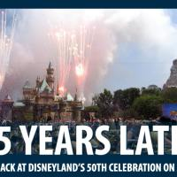 15 Years Later - Looking Back at Disneyland's 50th Celebration on May 5, 2005