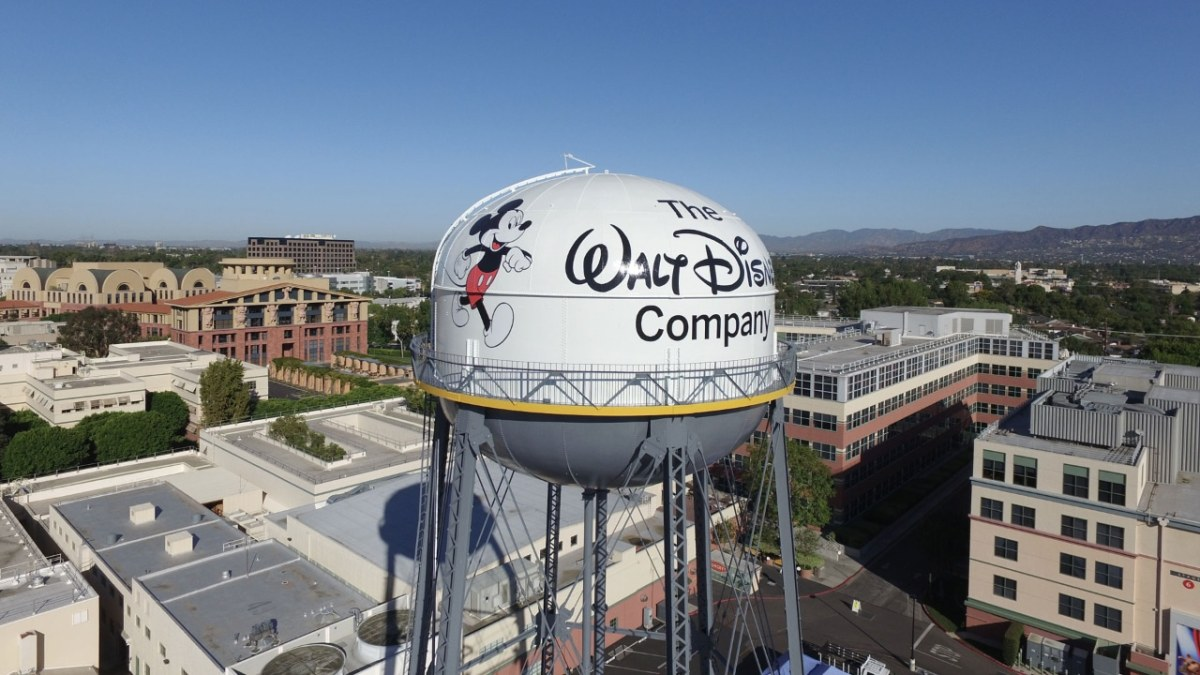 Walt Disney Studios Lot