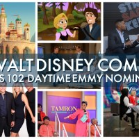 The Walt Disney Company Garners 102 Daytime Emmy Nominations