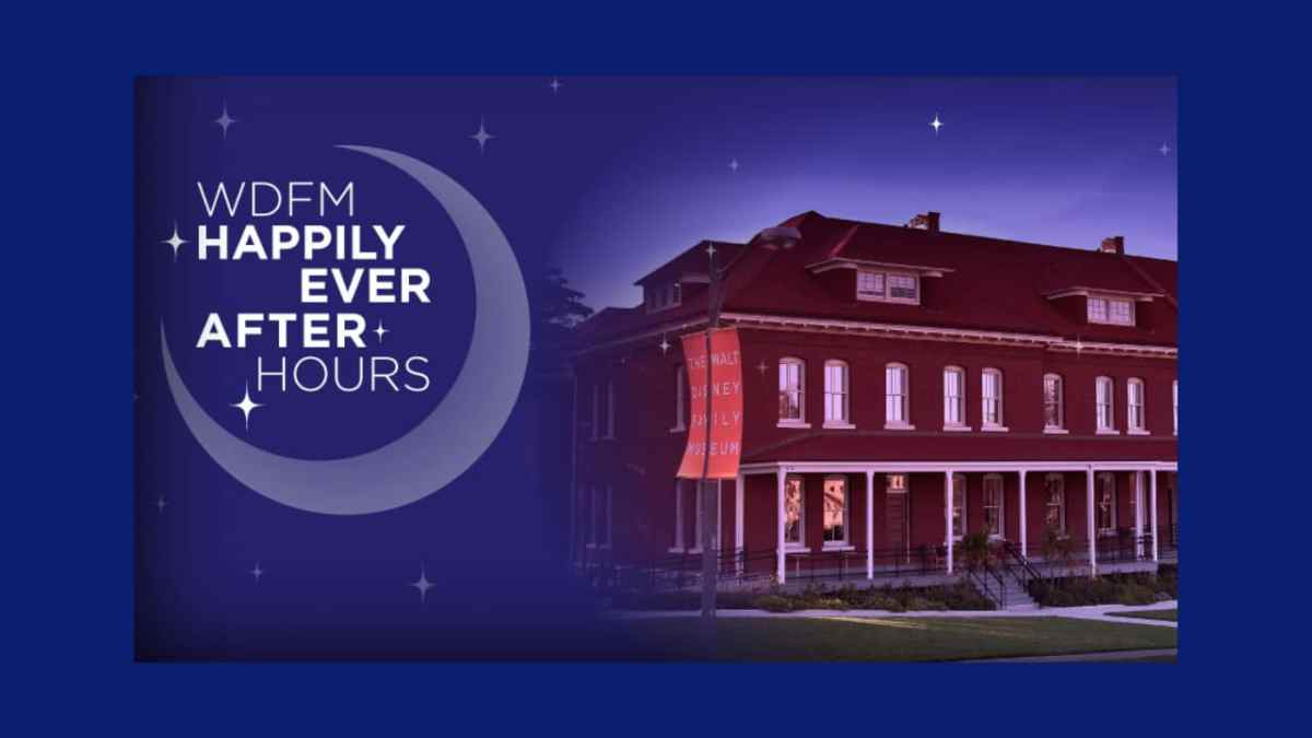 WDFM Happily Ever After Hours