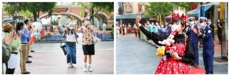 Shanghai Disneyland Reopening Day