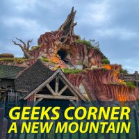 A New Mountain  - GEEKS CORNER - Episode 1039 (#510)