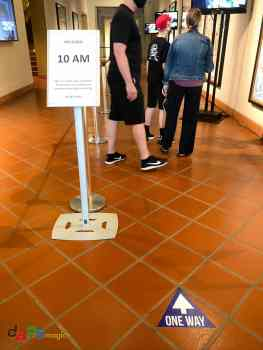 Bowers Reopens With Safety and Health Protocols and Walt Disney Archives Exhibit-9