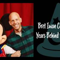 Bret Iwan Celebrates 11 Years Behind the Mic-key