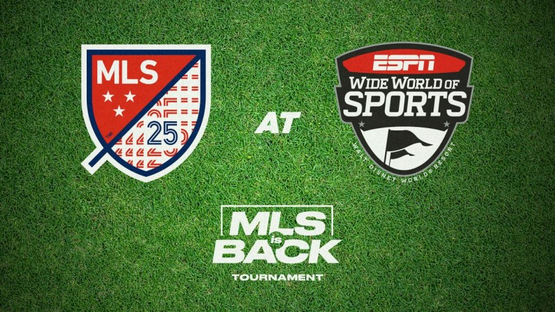 MLS is Back Tournament at ESPN Wide World of Sports Complex
