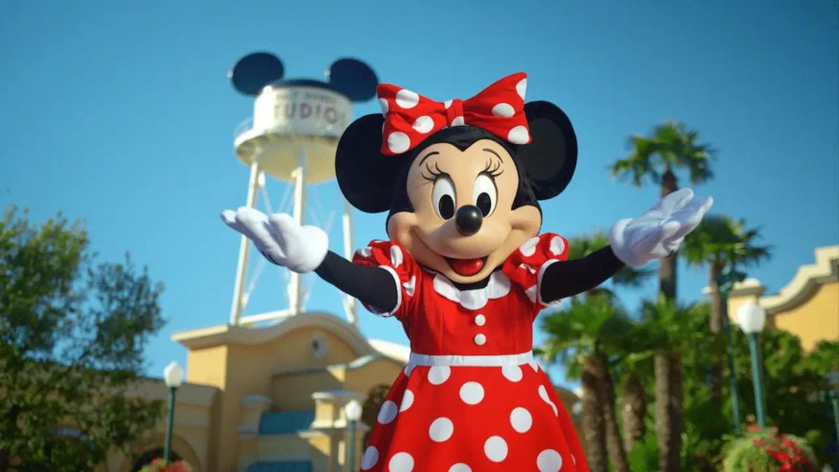 Minnie Mouse - Walt Disney Studios - Disneyland Paris