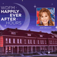 Jodi Benson Invites Fans to be Part of Her World during Walt Disney Family Museum Event