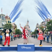 Disneyland Paris Reopens After Extended Coronavirus Closure