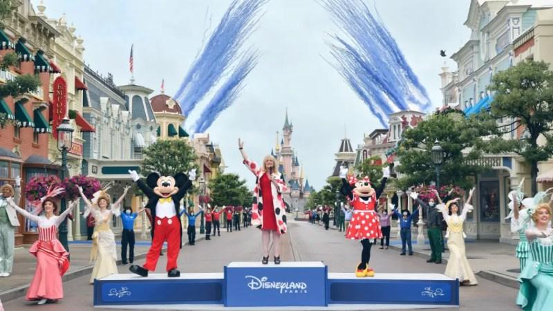 Disneyland Paris Reopening Featured Image