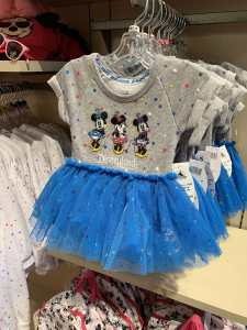 Minnie Mouse Baby Clothes - World of Disney Merchandise