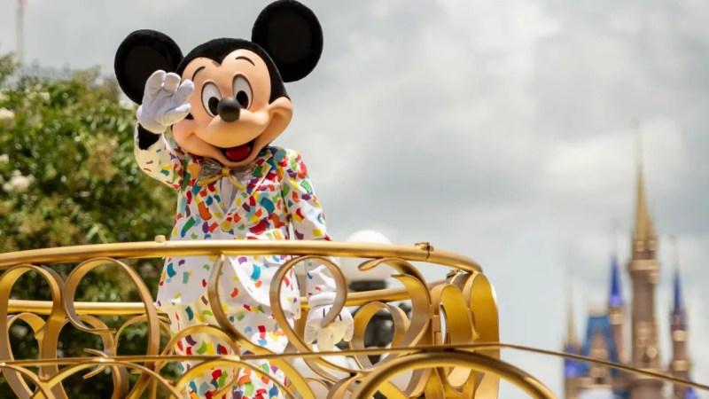 Mickey Mouse at Magic Kingdom - Walt Disney World Resort