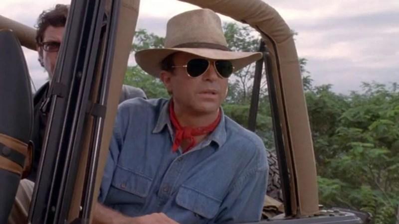Sam Neill - Jurassic Park