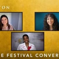 "VIDEO: ""The Schuyler Sisters"" Essence Festival Conversation"