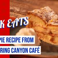 Apple Pie from Whispering Canyon Café at Disney's Wilderness Lodge - GEEK EATS Disney Recipe