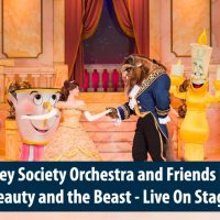 The Disney Society Orchestra and Friends Replaces Beauty and the Beast - Live On Stage at Disney's Hollywood Studios