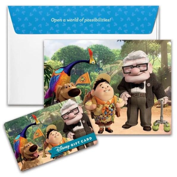 Disney Gift Card - UP
