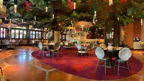 Dining at Disneyland Paris