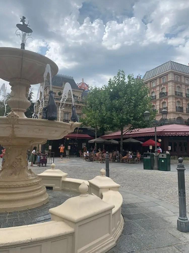 Ratatouille: L'Aventure Totalement Toquée de Rémy - Disneyland Paris