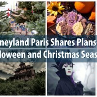Disneyland Paris Shares Plans for Halloween and Christmas Seasons