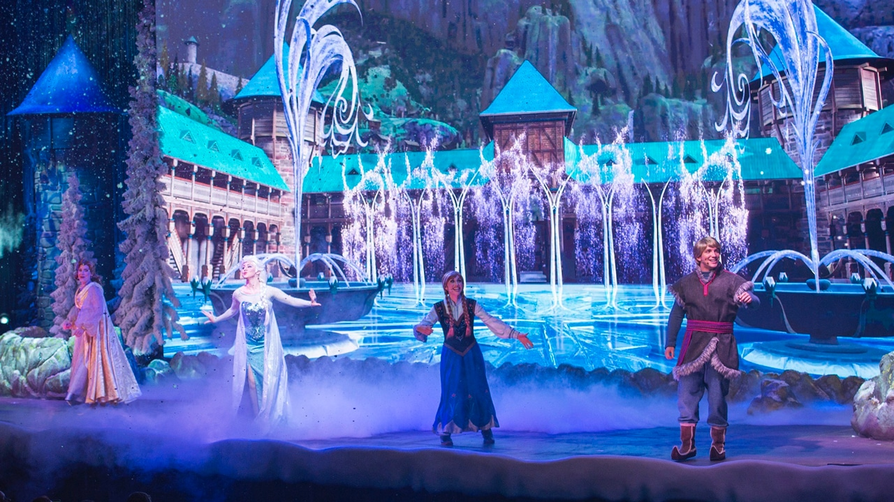 Frozen Sing-Along Celebration Returning to Disney's Hollywood Studios October 5