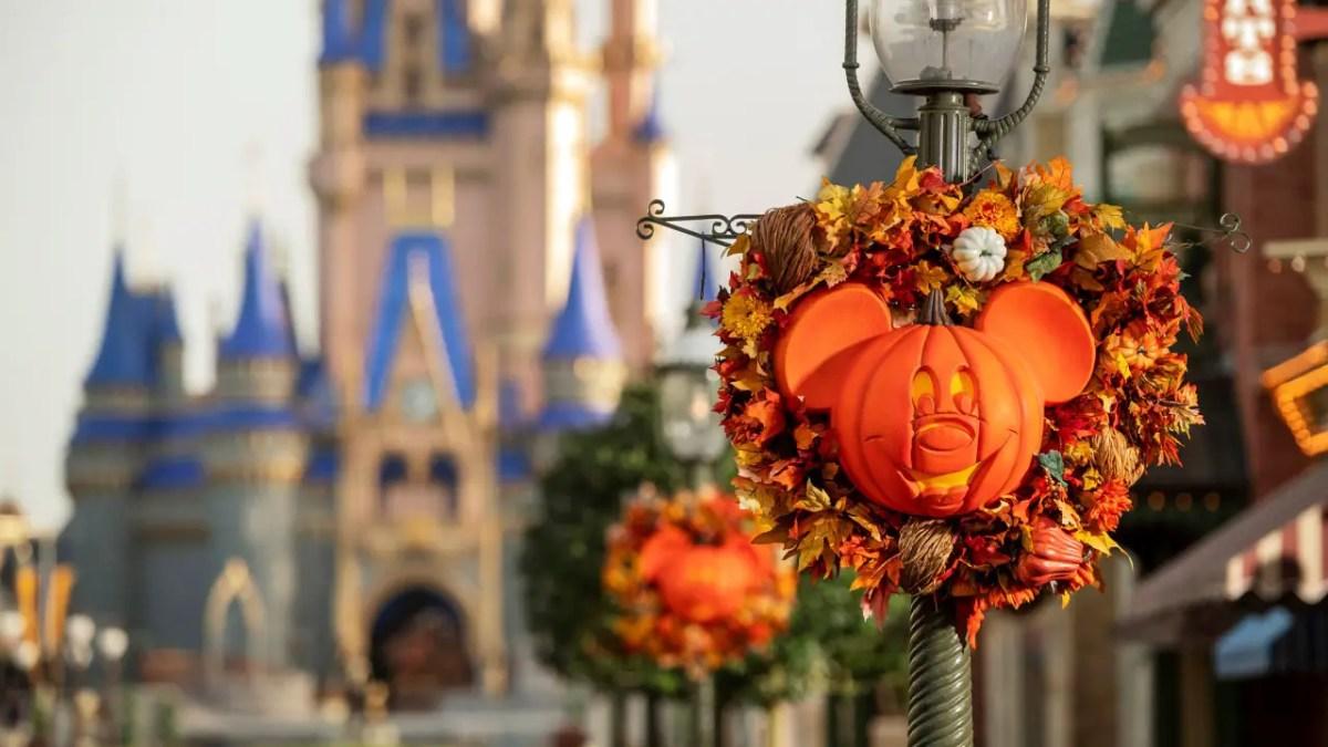Fall at Magic Kingdom - Featured Image