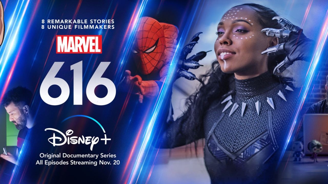 Disney+ Releases First Trailer for Marvel's 616