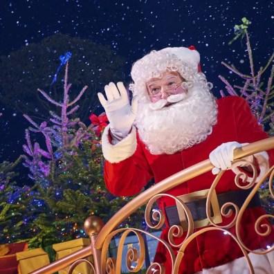 Santa Claus - Christmas - Disneyland Paris