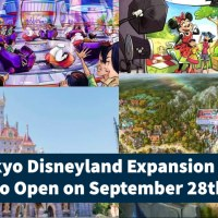 Tokyo Disneyland Expansion Set to Open on September 28th