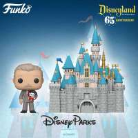 Disneyland 65th Anniversary Funko Pop Figures Revealed