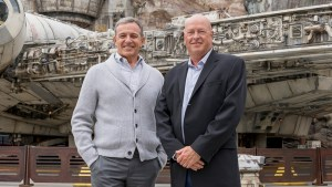 Bob Iger and Bob Chapek - Featured Image