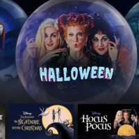 "Disney+ Wishes a ""Happy Hallowstream!"" With Collection of Halloween Movies and Specials"