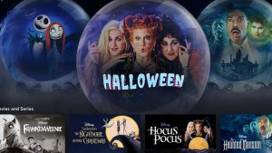 Disney+ Hallowstream Featured Image
