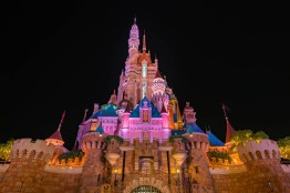 Castle of Magical Dreams Hong Kong Disneyland-13
