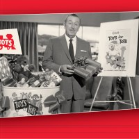 Disney Begins Annual Toys for Tots Drive