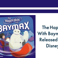 Tokyo Disneyland The Happy Ride with Baymax Album Released