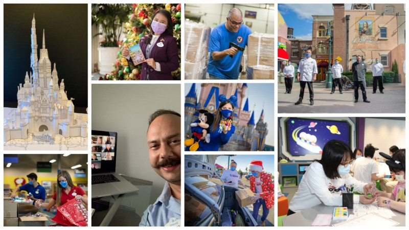 Through a Year of Challenges Disney Also Celebrates a Year of Giving